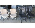 Lot: 60-062 - (4) Rolling Chairs