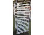 Lot: 60-065 - Bakers Rack