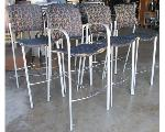 Lot: 60-075 - (6) Bar Stools