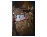 Lot: 1617 - Pallet of Returns: Mop Bucket, Chair
