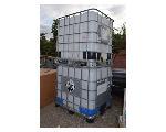 Lot: 1659 - (2) Water Tanks