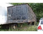 Lot: V-94 - 1994 Scrap Hauler Trailer