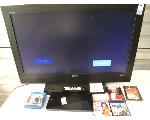 Lot: 46 - PS4 GAMES, DVD PLAYER, TV