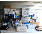 Lot: 53 - BOOKS, PRINTERS, DIGITAL SCALES, ART & OFFICE SUPPLIES