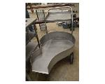 Lot: 22-2501 - Metal Rolling Cart