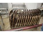Lot: 26-2501 - (16) Metal Folding Chairs