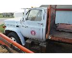Lot: V03-3500 - 1981 Chevy 3-ton Truck - Key (1-21)
