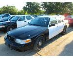 Lot: 19111 - 2010 FORD CROWN VICTORIA