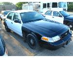 Lot: 19112 - 2011 FORD CROWN VICTORIA