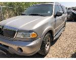 Lot: 54178 - 2001 LINCOLN NAVIGATOR SUV