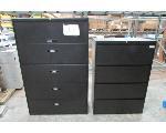 Lot: 13 - (2) File Cabinets