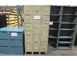 Lot: 16 - Set of Lockers