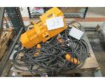 Lot: 23 - Hardington Electric Hoist