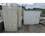 Lot: 66 - (4 Sets) of Lockers