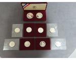 Lot: 239 - GEORGE WASHINGTON COMMEMORATIVES & OLYMPIC COIN