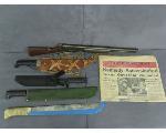 Lot: 246 - KNIVES & 1963 DENVER POST NEWSPAPER