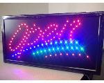 Lot: F883 - LED OPEN SIGN