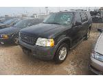 Lot: 06-65902 - 2003 Ford Explorer SUV - Key / Run & Drive