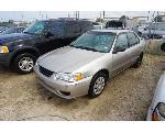 Lot: 07-66204 - 2002 Toyota Corolla