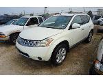 Lot: 09-66566 - 2007 Nissan Murano SUV - Key / Run & Drive