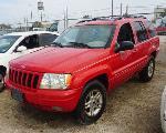 Lot: 12-65111 - 1999 Jeep Grand Cherokee SUV