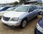 Lot: 24-65210 - 2005 Chrysler Pacifica SUV - Key / Run & Drive