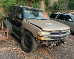 Lot: 22 -  2002 CHEVY TAHOE SUV