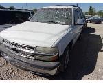 Lot: 510-61882 - 2001 CHEVROLET TAHOE SUV - KEY