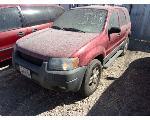 Lot: 523-61493C - 2004 FORD ESCAPE SUV