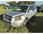 Lot: 2 - 2007 HONDA PILOT SUV - KEY / RUNS & DRIVES