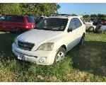 Lot: 8 - 2006 KIA SORENTO SUV - KEY