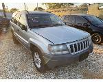 Lot: 09 - 2004 JEEP GRAND CHEROKEE SUV - KEY / STARTED