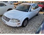 Lot: 11 - 2002 VOLKSWAGEN PASSAT - KEY / STARTED