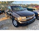 Lot: 21 - 2003 CHEVY TRAILBLAZER SUV - KEY / STARTED