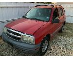 Lot: 24 - 2004 CHEVY TRACKER SUV - KEY / STARTED