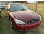 Lot: 26 - 2005 FORD TAURUS