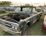 Lot: 27 - 1970 GMC 1/2 TON PICKUP