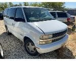 Lot: 30 - 1999 CHEVY ASTRO VAN - KEY / STARTED