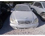 Lot: 1021 - 2002 MERCEDES BENZ S430