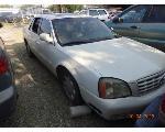 Lot: 02 - 2002 Cadillac Deville - KEY
