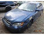 Lot: 07 - 2006 Subaru Legacy - KEY