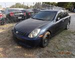 Lot: 10 - 2006 Infinity G35 - KEY