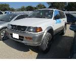 Lot: 1014-23 - 1999 MITSUBISHI MONTERO SUV