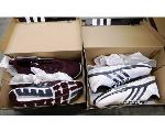 Lot: 02-23099 - (4) Pairs Of Adidas Shoes