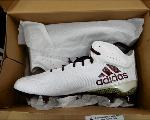 Lot: 02-23100 - (10) Pairs Of Adidas Cleats