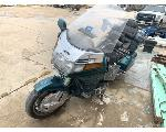 Lot: 23 - 1995 Honda Motorcycle - KEY / STARTED