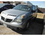 Lot: 10-683175C - 2004 PONTIAC AZTEK SUV