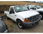 Lot: 06142 - 2001 FORD F250 TRUCK - KEY