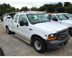 Lot: 19078 - 2001 FORD F250 TRUCK - KEY