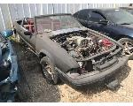 Lot: 02 - 1991 FORD MUSTANG